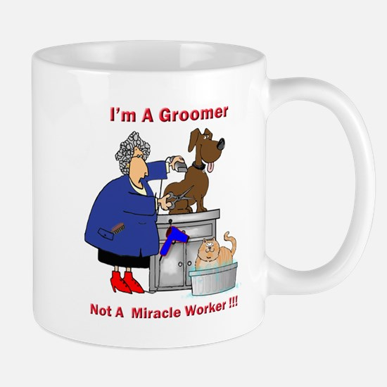 Not a miracle worker Mug