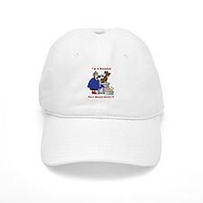 Not a miracle worker Baseball Cap