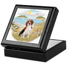 Rowboat - Beagle#7 Keepsake Box