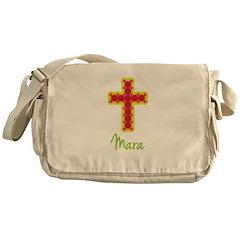 Mara Bubble Cross Messenger Bag