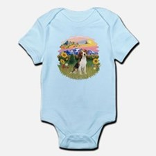 Mt Country-Beagle#1 Infant Bodysuit