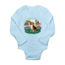 Bright Life - Long Sleeve Infant Bodysuit