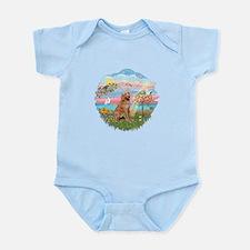 Angel Star / Golden #2 Infant Bodysuit