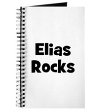 Elias Rocks Journal