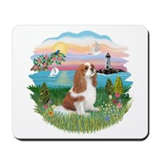 Lighthouse - Cavalier (BL14) Mousepad
