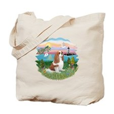 Lighthouse - Cavalier (BL14) Tote Bag
