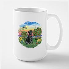 Bright Country-Black Lab#1 Mug