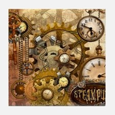 time Tile Coaster