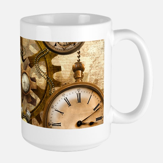 time Large Mug