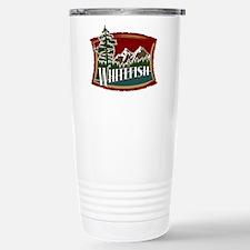 Whitefish Mountain Travel Mug