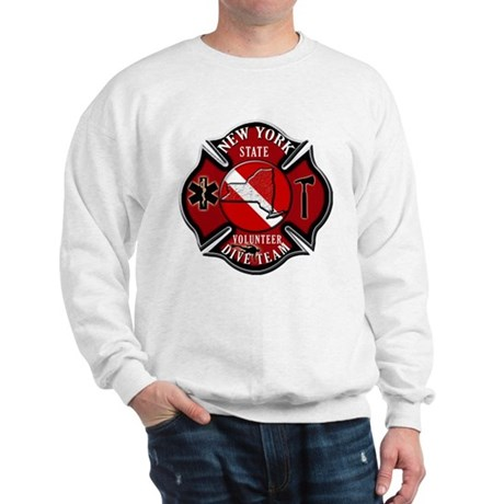 New York Rescue Diver Sweatshirt