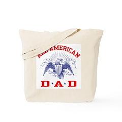 All American Dad Tote Bag