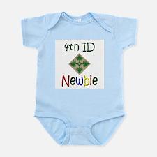 4th ID Newbie Infant Creeper