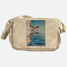 You Can Do Anything Affirmati Messenger Bag
