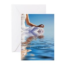 You Can Do Anything Affirmati Greeting Cards (Pk o