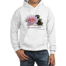 You Are Fearless Affirmation Hoodie