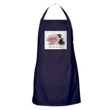 You Are Fearless Affirmation Apron (dark)