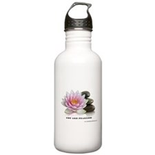 You Are Fearless Affirmation Water Bottle
