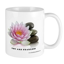You Are Fearless Affirmation Mug