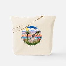 Palms - Pug #17 Tote Bag