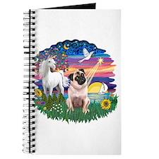 Magical Night - Pug #22 Journal