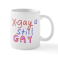 Unique X Mug