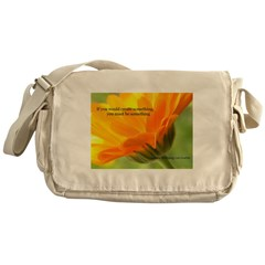 To Create Something...Be Some Messenger Bag