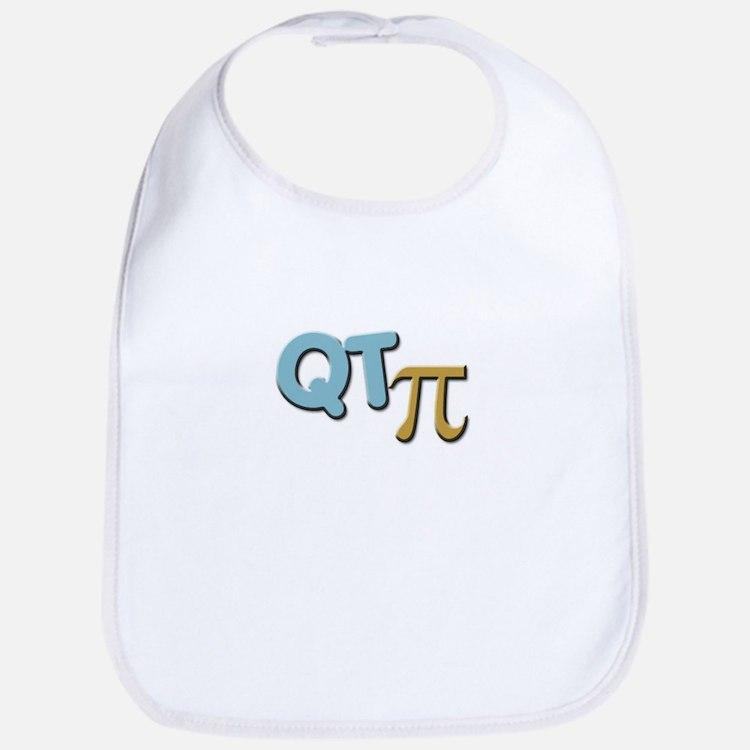 QT Pi (Cutie Pie) Bib