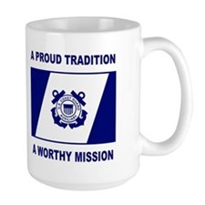 USCG Auxiliary Pride<BR> 15 Ounce Mug