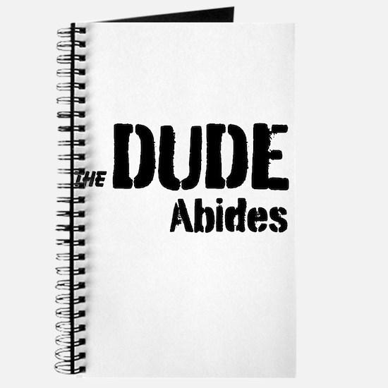 Dude Abides Journal