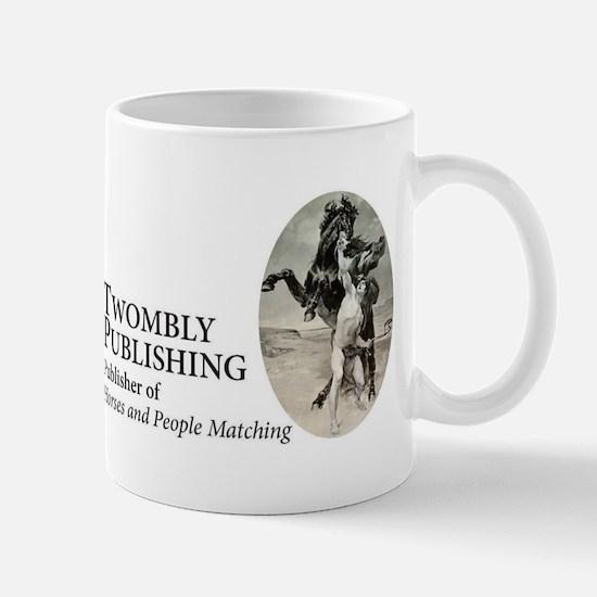 Funny Horse people Mug
