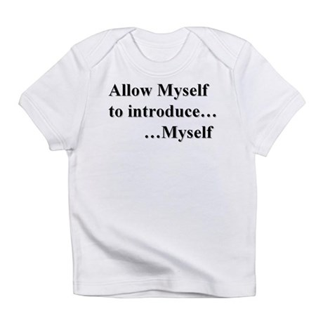 Allow Myself Infant T-Shirt