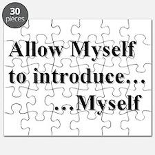 Allow Myself Puzzle