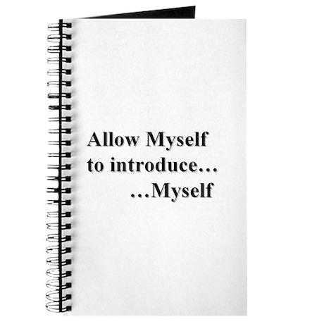 Allow Myself Journal
