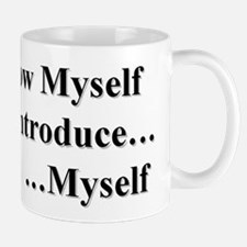 Allow Myself Mug