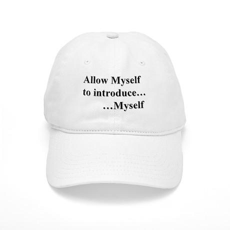 Allow Myself Cap