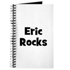 Eric Rocks Journal