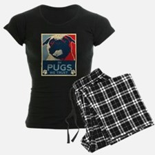 In Pugs We Trust Pajamas