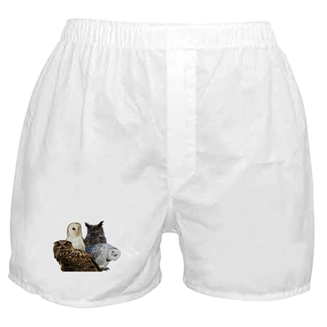 Owls Boxer Shorts