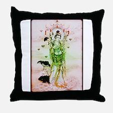 Kuan-yin2.png Throw Pillow