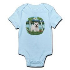 Birches - Westie 5 Infant Bodysuit