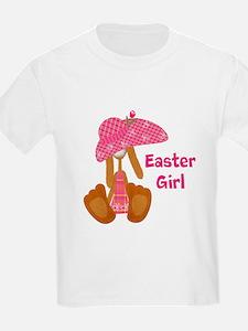 CUSTOMIZABLE: Easter Girl T-Shirt