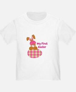 Customizable: My First Easter T