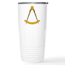 Golden Compasses Travel Coffee Mug