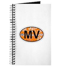 Martha's Vineyard MA - Oval Design. Journal