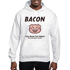 Bacon - Vegan Hoodie