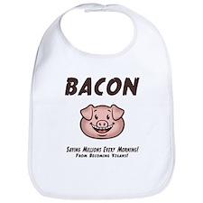 Bacon - Vegan Bib