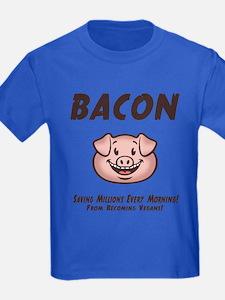 Bacon - Vegan T