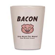 Bacon - Vegan Shot Glass