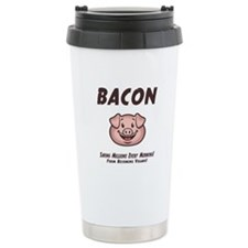 Bacon - Vegan Travel Mug